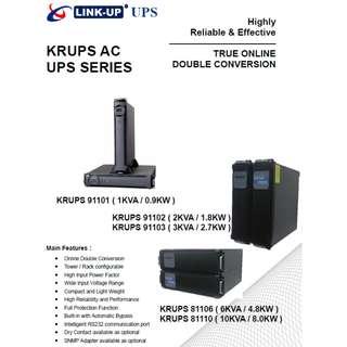 LINK-UP UPS : Uninterruptible Power Supply