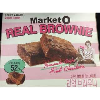 Market O brownie朱古力批禮盒