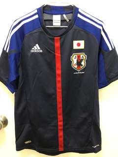 [二手] 日本國家隊 2012/13 主場球衣 M size