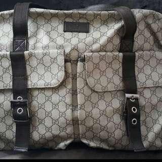 Gucci 大旅行袋