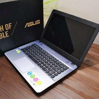 Cash / Credit Laptop Asus X441UV laptop gaming murah cicilqn tanpa kartu credit