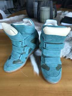ISABEL MARANT SNEAKERS SIZE 36