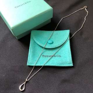 Tiffany & Co. S925 純銀頸鍊 Tiffany&Co. S925 silver necklace