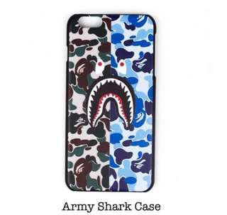 ARMY SHARK CASE