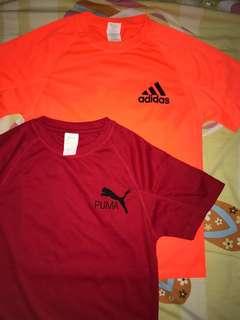 Adidas & Puma Jersey for kids// women // men