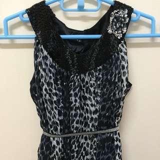 SALE❗️Animal Print Dress
