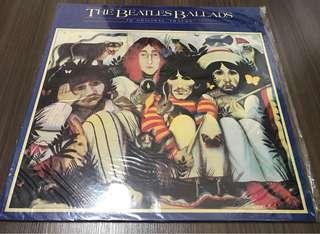 THE BEATLES BALLADS Vinyl LP
