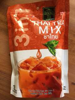 Ranong Tea Instant Thai Tea Mix Thailand Quality