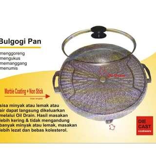 Bulgogi pan alat panggang BBQ paling bagus dan murah