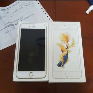 I phone 6s plus 32gb hk orgnal version 97%new