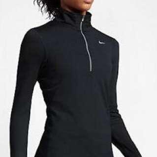 Nike runner top