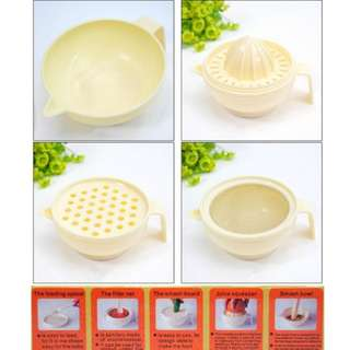 Babyfood making set