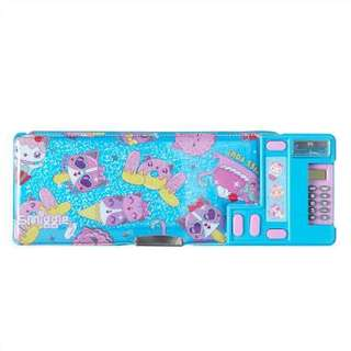 SMIGGLE Pencilcase + Calculator