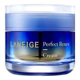 Laneige prefect Renew cream
