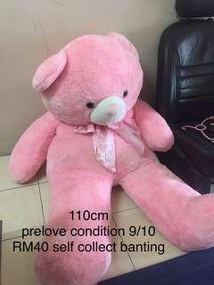 Pink Bear XL