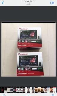 Pioneer Avh-Pioneer Avh-x595bt Replacement Avh-x5850bt