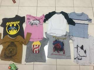 T Shirt Combo (2-3years) Boy