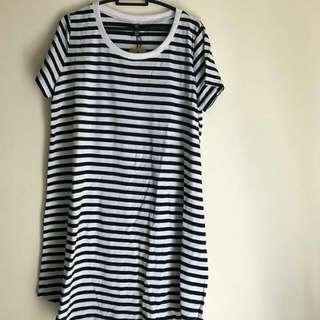 Tina Stripe Dress