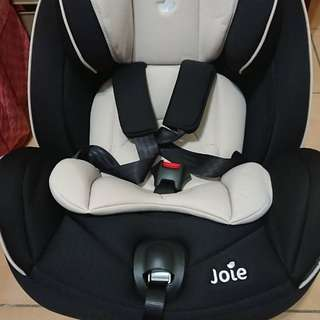 【Joie】0~7歲豪華成長型汽車座椅-黑色