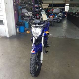 Yamaha FZ16 Gen 1