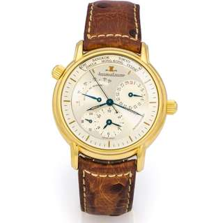 Jaeger LeCoultre Master Geographique