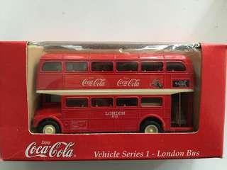 可口可樂 - 倫敦巴士