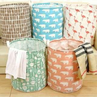 Storagebin /keranjang baju kotor