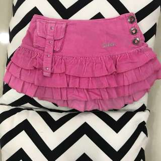 #Bajet20 Pre💕Authentic BABY GUESS Skirt