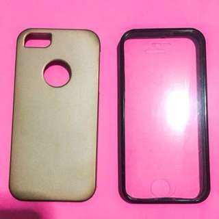 360 Iphone 5 Jelly Case (front & back)