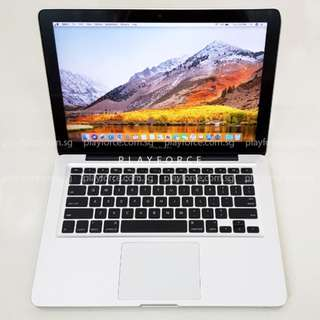 "Pro2012 13"" 500GB - Apple MacBook Pro 2012 13"" i5 4gb 500gb"