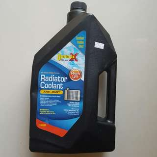 1gal Radiator coolant