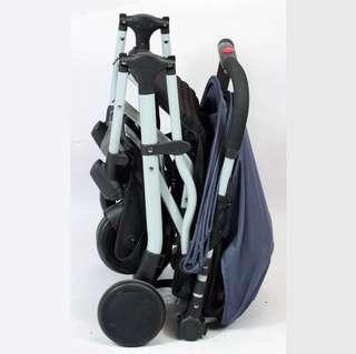 全新連盒 初生可用 法國品牌 Bambisol BB車 嬰兒車 Baby Stroller
