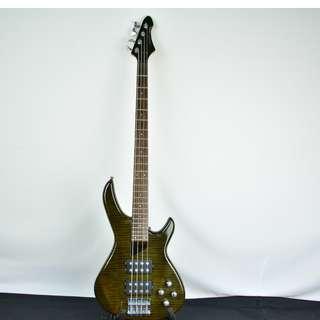 Aria AVB-50 黑色虎紋 主動式 電貝斯*現金收購 樂器買賣 二手樂器吉他 鼓 貝斯 電子琴 音箱 吉他收購