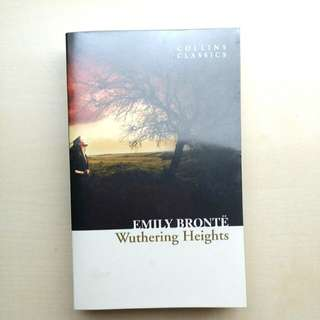 TO BLESS: Free Wuthering Heights Book, #BLESSINGS