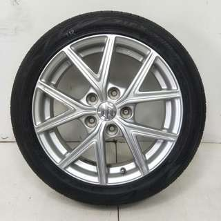 16 '' Sport Rim With Tyre 5x114.3 (SR983)