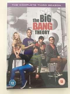 Big Bang theory season 3