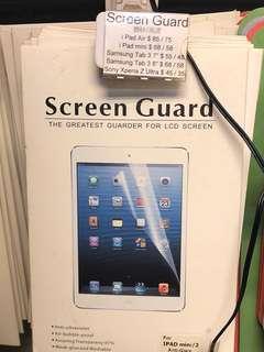 Screen guard. Protector