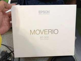 EPSON BT-300 smart glass
