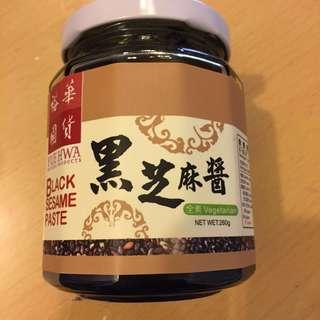 裕華國貨黑芝麻醬black sesame paste