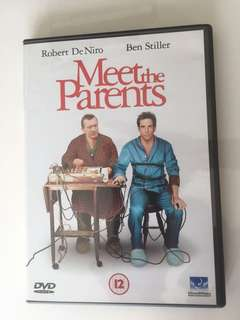 Meet the parents dvd