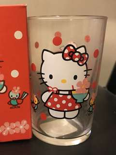 絕版1994年Hello Kitty 杯