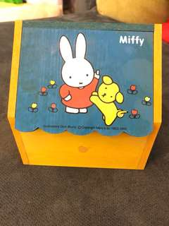 Miffy mirror box