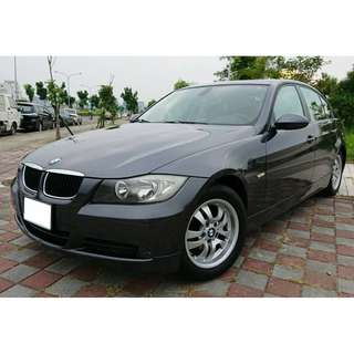 2006年   BMW   款式   E90   320I