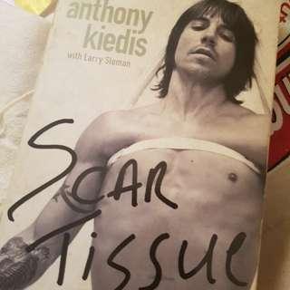 Scar Tissue (Anthony Kiedis Bio)