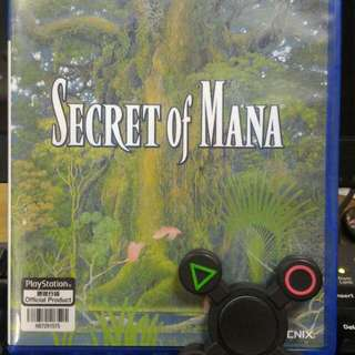 [PS 4] Secret of Mana