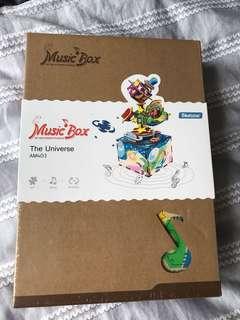 Music box DIY