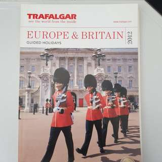 Trafalgar Europe & Britain Guided Holidays