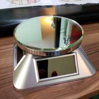 水晶轉盒一件(2A電一粒)