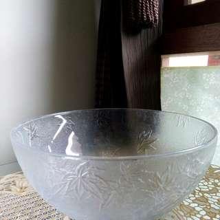 Mangkuk Besar Bening diameter 21 cm