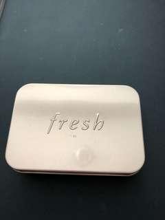 Fresh empty box